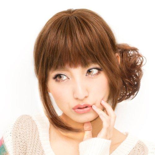 【モテ前髪】小顔に見える触覚付きの前髪ヘアスタイルまとめ