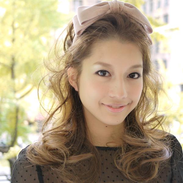 2017年流行♡カチューシャ・ヘアバンドを使った可愛く見えるヘアスタイルカタログ