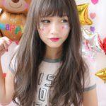 愛されモテヘア♡透明感溢れるアッシュグレージュのヘアスタイル集【2017年秋におすすめ】