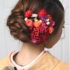 【2016年版和装ヘア】着物に似合うヘアスタイルデザイン集